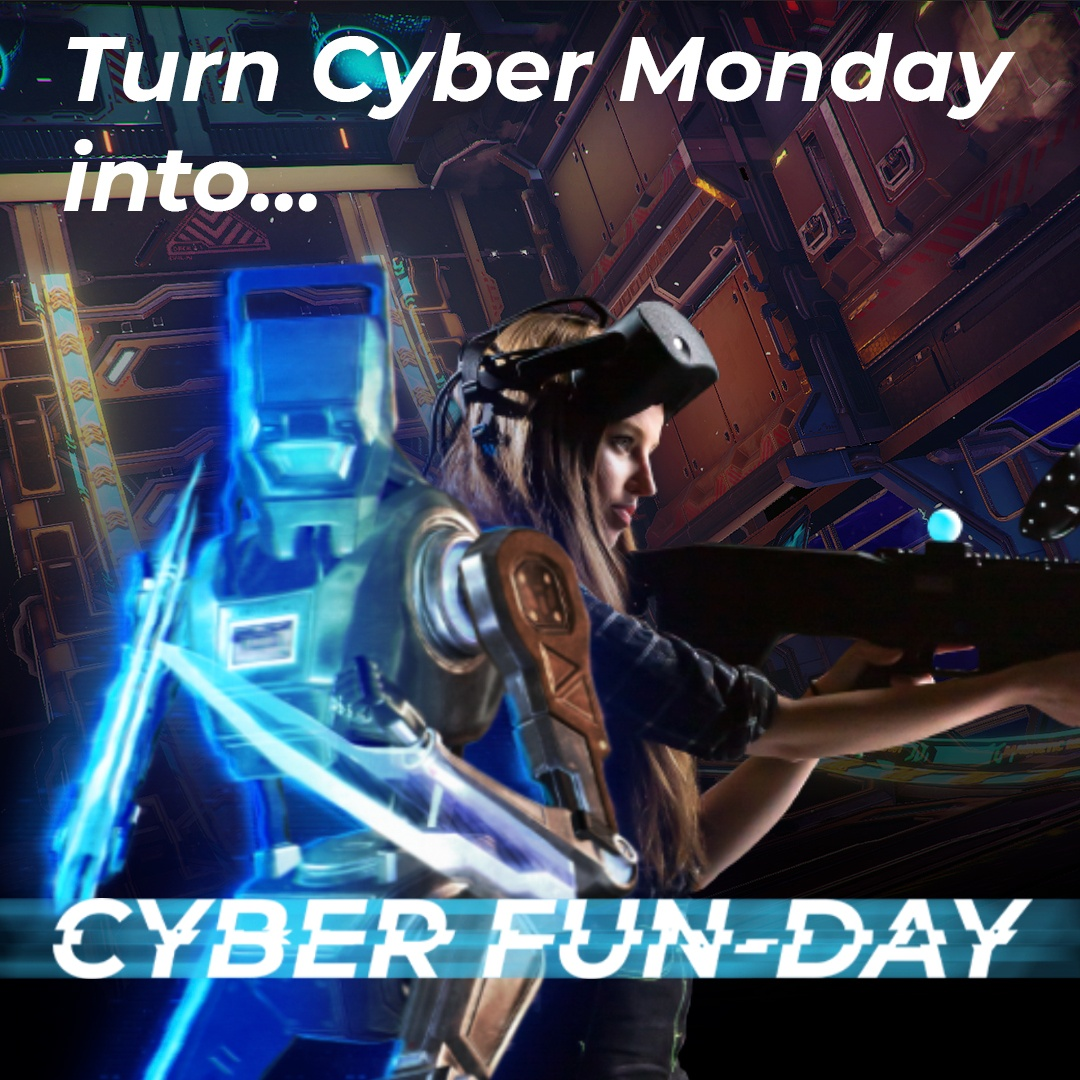 Instagram Cyber Monday Post